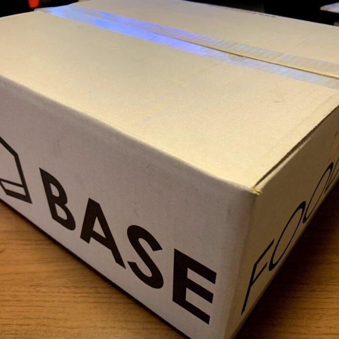 ベースブレッドの箱